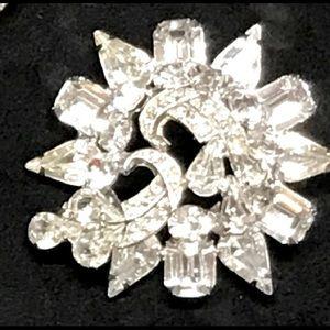 Vintage Weiss brooch